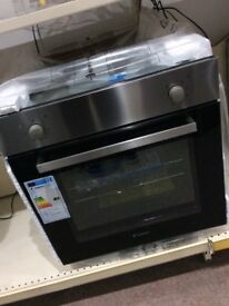Candy FPE206/6X Single Electric Oven