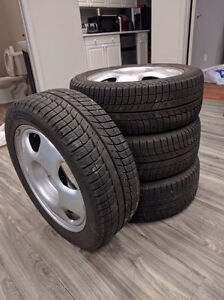 MICHELIN - X-ICE XI3 With Rims