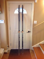 Cross Country Skis in Excellent Condition