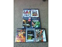 x7 - PS2 games