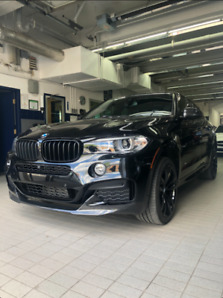 LEASE TRANSFER BMW X6 xDrive 35 M-Performance Package 2