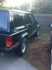 1996 Jeep Cherokee XJ Sport Cambridge Kitchener Area image 3