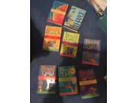 8 Roald Dahl books