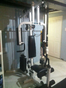 Muscle Tech Home Gym