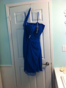 Moria Lee bridesmaid dress.  Brand new, tags still attached.