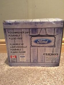 Pair of Ford glasses (unopened and still in box) Kitchener / Waterloo Kitchener Area image 2
