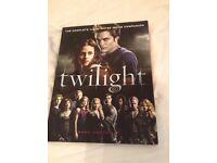 Twilight movie companion
