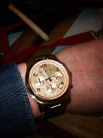 REWARD for Lost Rose Gold Michael Kors Watch