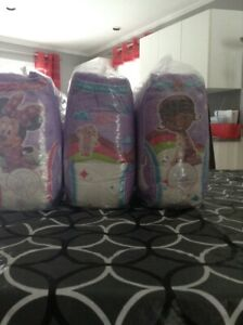 Pull-up Huggies fillette 3T-4T