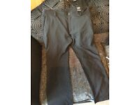 MENS ADIDAS CLIMALITE TROUSERS 38x32