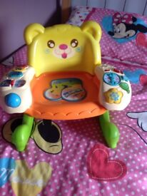 Baby toy chair