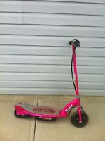 Razor kids electric scooter