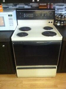 "30"" Easy Clean GE stove"