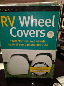 RV Wheel Covers
