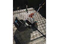 Black & Decker Electric Grass Raker