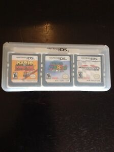 Mario games for DS