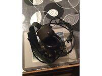 Clansman headset