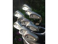 Titleist Golf DCI irons RARE SET, 2 iron to SW, excellent condition £65ono