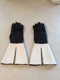 1950s Police Gauntlets