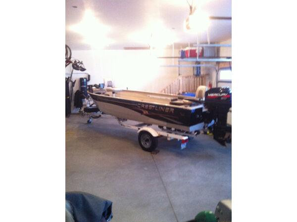 Used 2003 Crestliner Angler