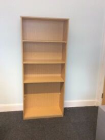2 Office Bookshelves - free - collection only