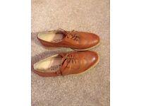 Ladies Brogue shoes size 5