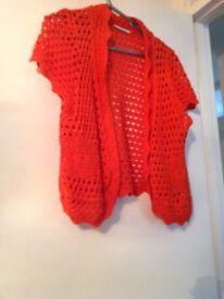 Orange coverall