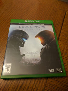 XBox One Games: Halo 5 Guardians & Minecraft