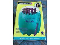 Remington Flexi curls - bendable hot rollers ex con
