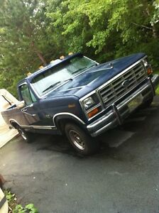 1986 ford f150 lariat $3500obo or trade