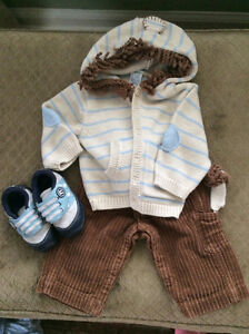 Boys 6 Month Old Clothing