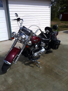 2006 HD Softail Deluxe