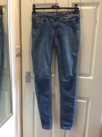 Red Valentino Jeans- small- used