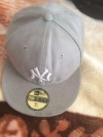 NY cap. 7 1/4