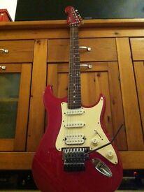 Happy 18th birthday 1999 Squier by Fender Stagemaster