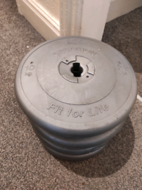10kg Weight Plates × 4 (40kg)
