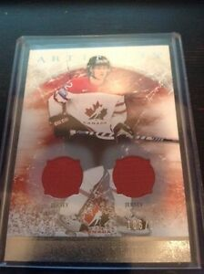 12/13 artifacts jerseys Duncan Keith #137 106/125
