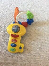 Vtech Toy Key