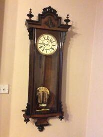 Clock viena