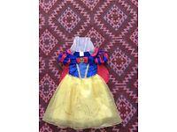 Disney stores Snow White fancy dress age 2-3