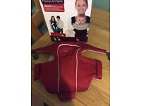 Mamas & Papas Classic Baby Carrier (red)