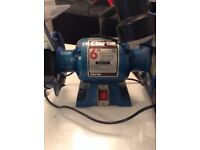 Bench grinder - Clarke metal worker