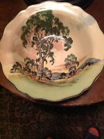 VINTAGE ROYAL DOULTON BOWL GUM TREE D5506