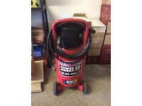 Air compressor with 50L tank £120 garage tools on wheels