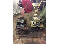 2 norlett rotavater Spairs or repairs
