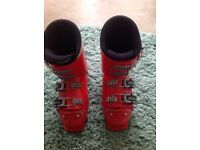 Nordica child's ski boots