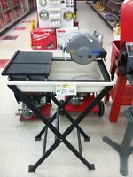 """NEW 7"""" Tile Saw. Only 1 Left!"""