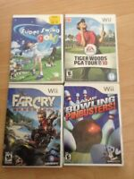 Wii games to trade