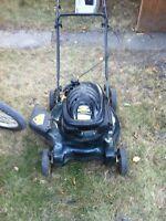 Yard works lawn mower