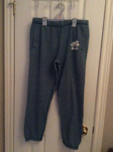 Roots turquoise sweat pants